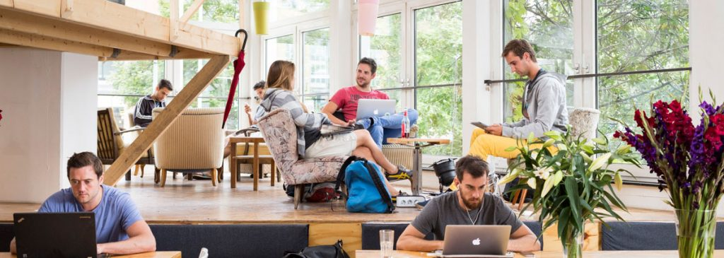 Les structures d'accompagnement : le coworking