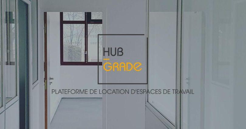 Hub-Grade, plateforme de location de bureaux entre professionnels