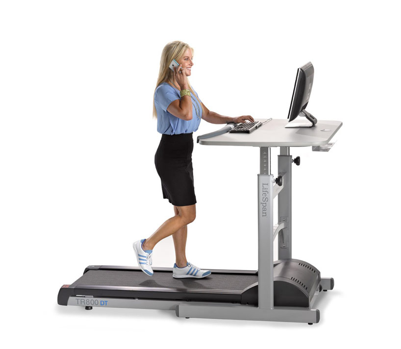 Walking Desks by Lifespan Fitness