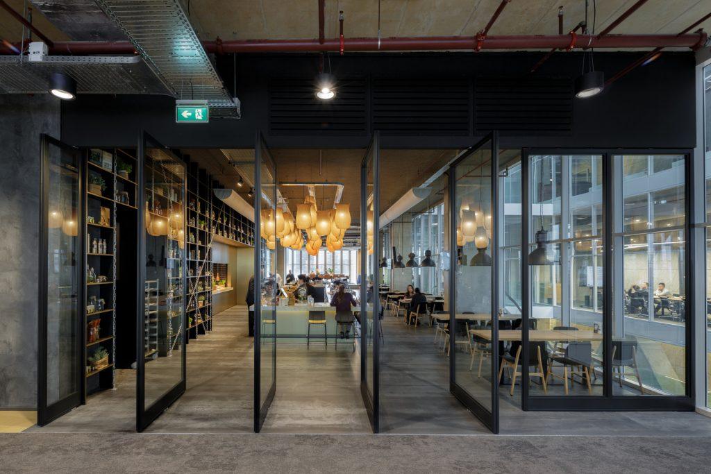 Espaces de travail à Nidera - Rotterdam