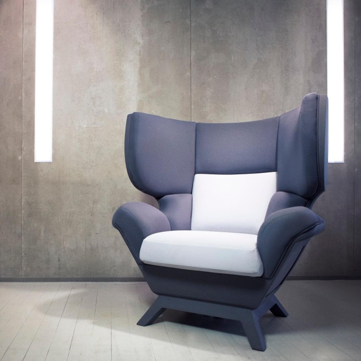 Fauteuil design - Horizon 47
