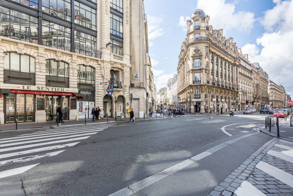 Silicon Sentier, le quartier du Sentier à Paris