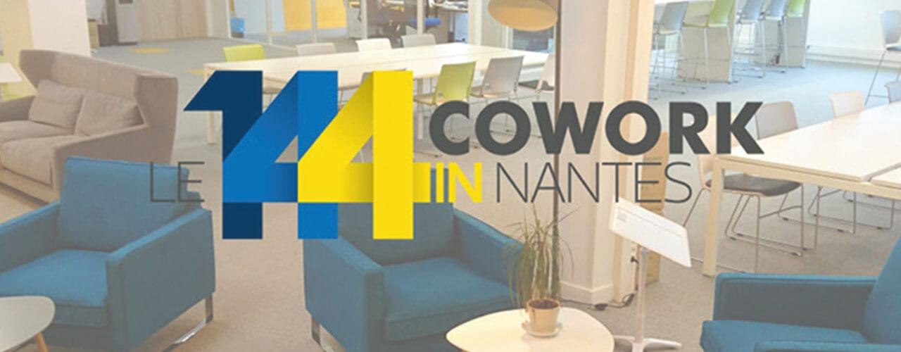 Le 144 Coworking, un des illustres espaces de la ville de Nantes