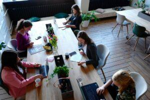 Coworking en France © Cowomen - Unsplash