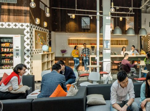 coworking chine