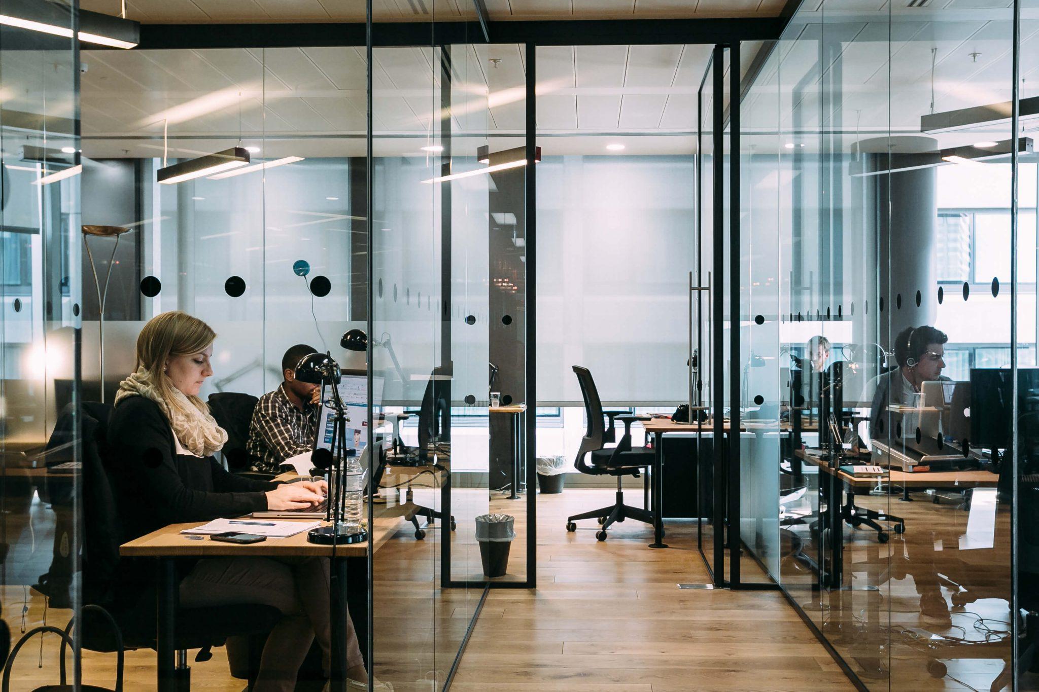L'Espace de coworking WeWork à Paris Lafayette (4/4)