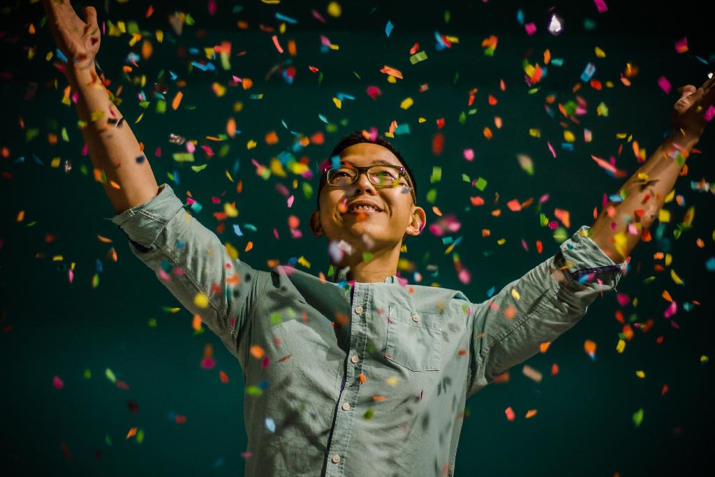 commandement 10 du startupper rejouissance