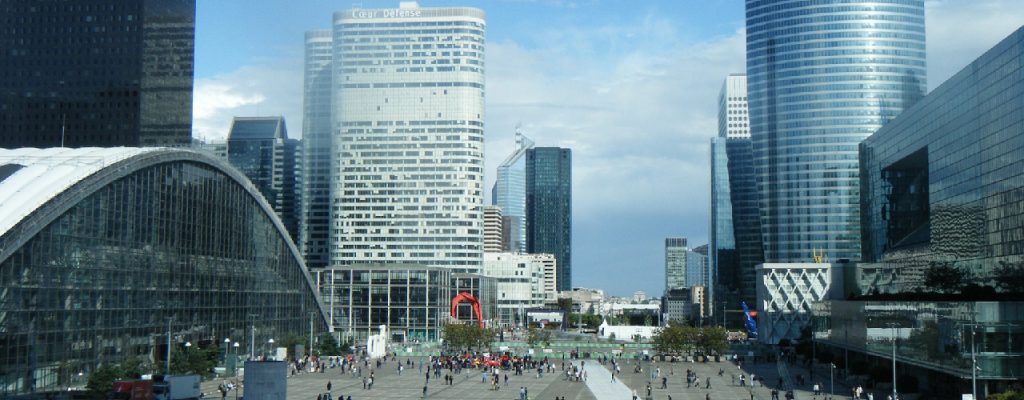 quartiers d'affaires français la défense