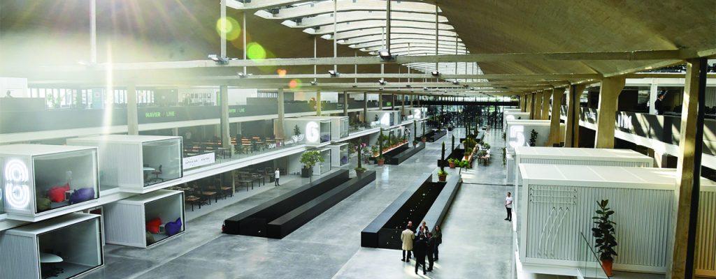 Station F : le lieu, Halle Freyssinet
