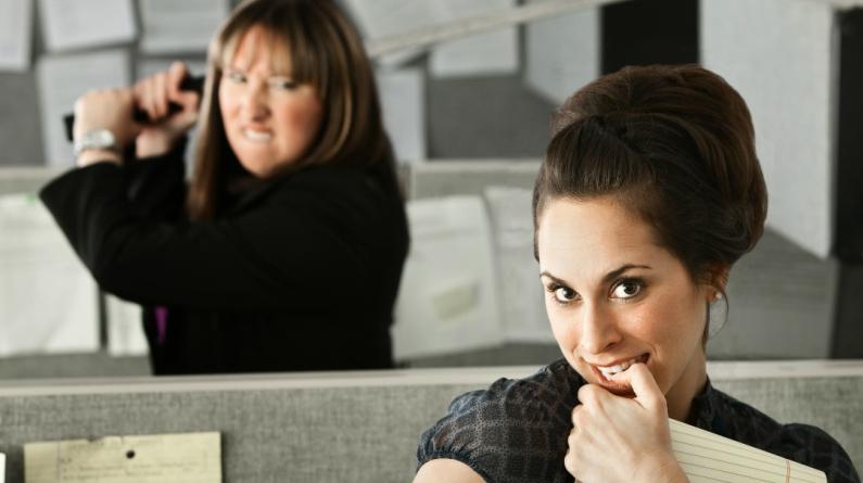 Travailler en open space : les incivilités au bureau