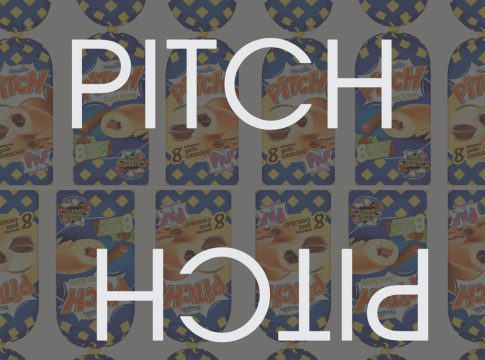 pitch startup