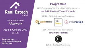 Event Real Estech l'immobilier de demain