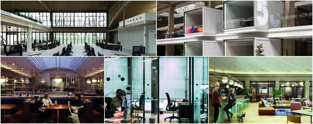 Louer un bureau dans un lieu d'exception : WeWork & la Station F