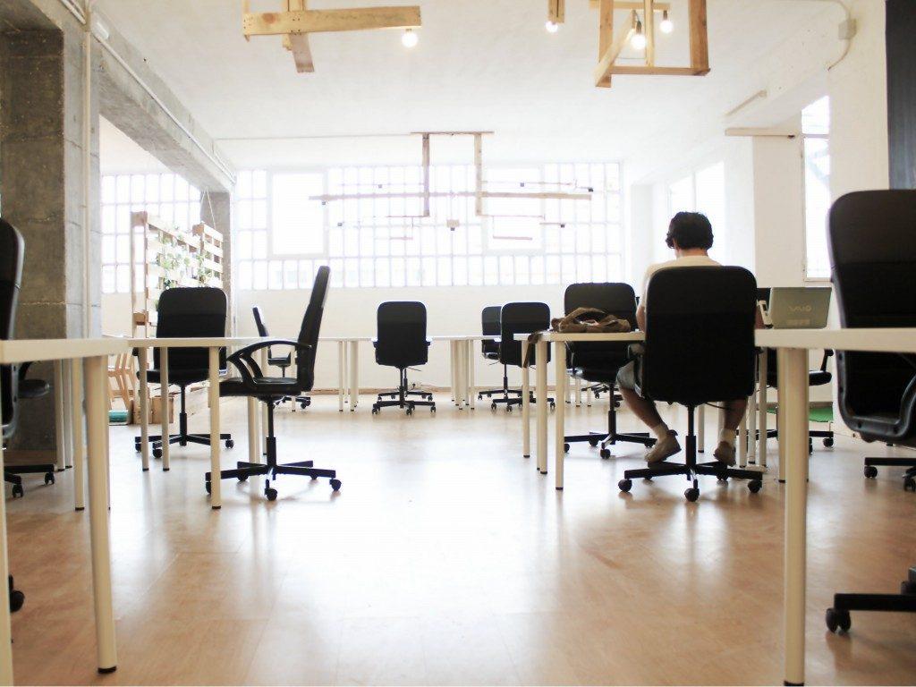 Coworking en Chine : l'espace de travail idéal