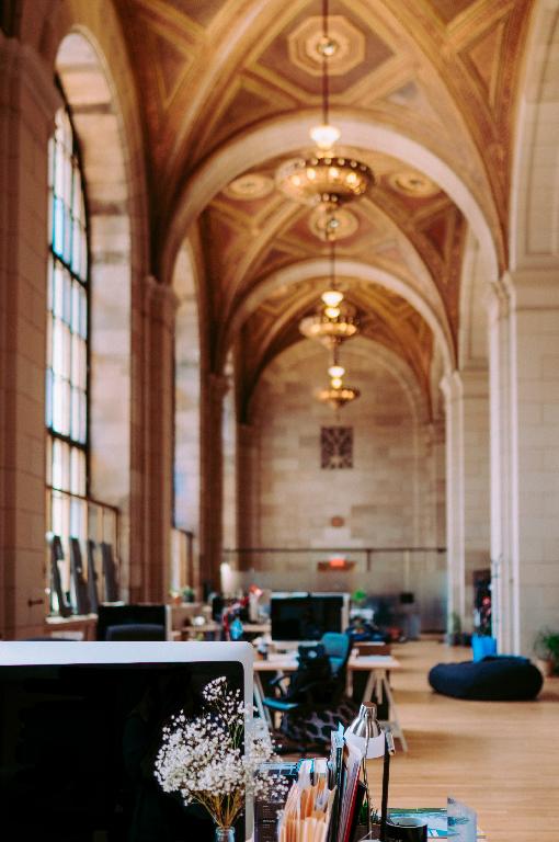 optimiser un espace de bureau startup