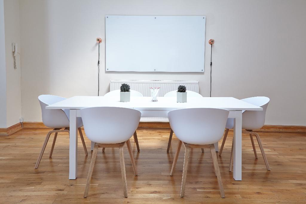 salle de réunion agréable
