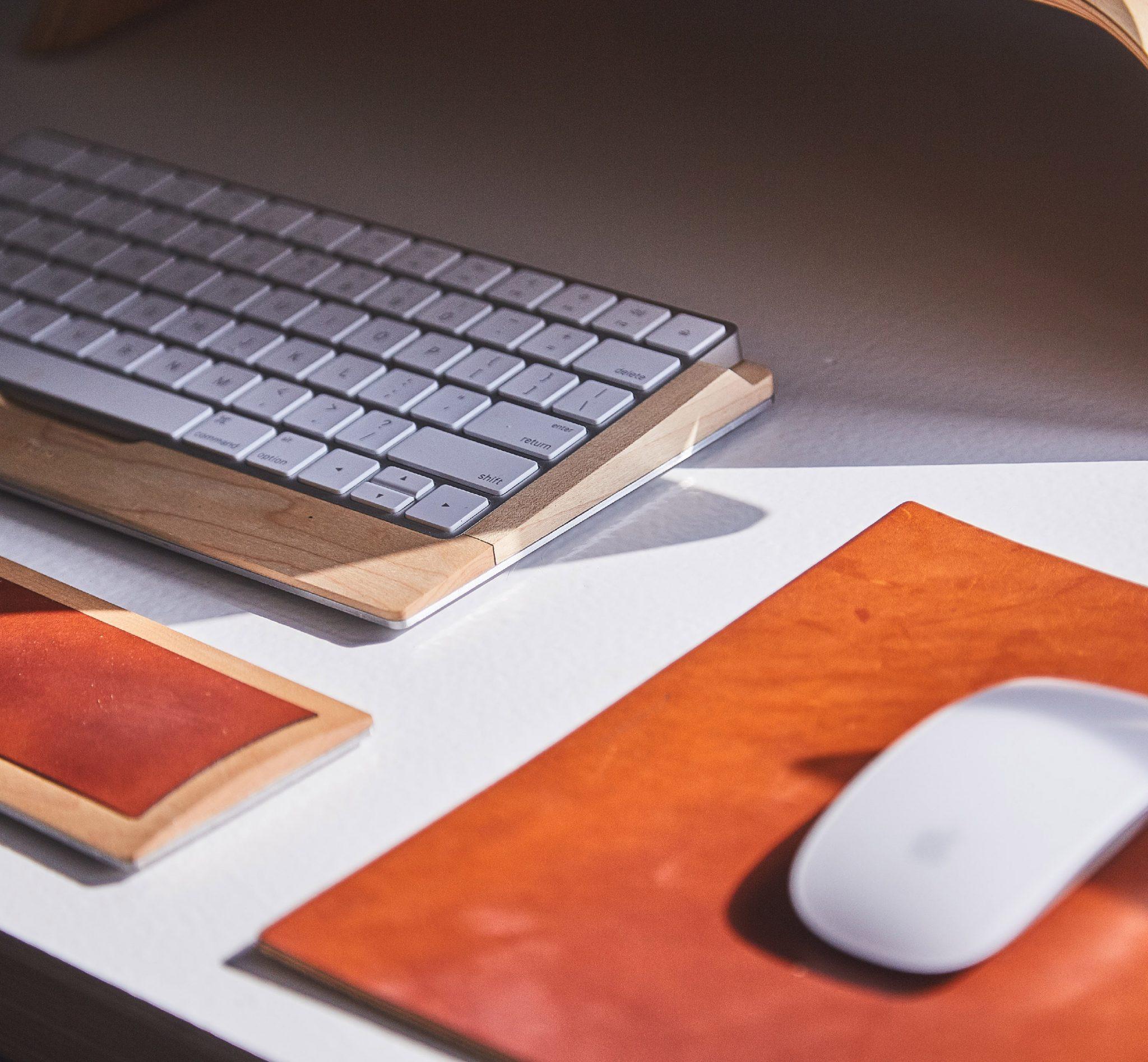 Le cuir dans votre espace de travail