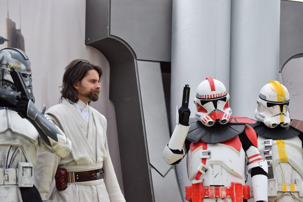Reprise du travail : be like a Jedi