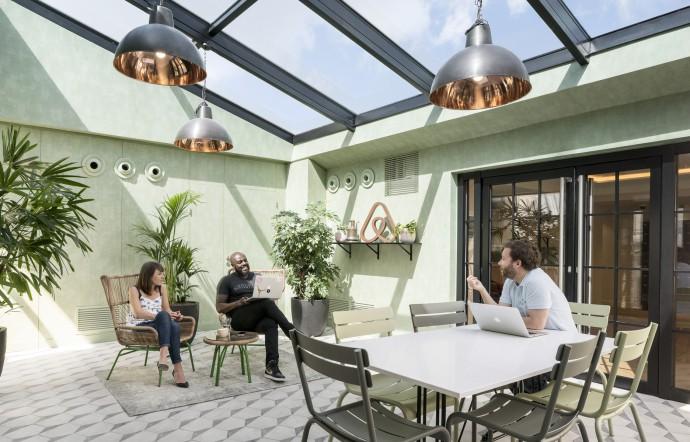 Les bureaux de Airbnb - 2