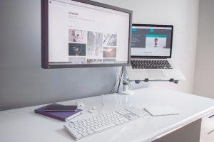 espace de travail ergonomique