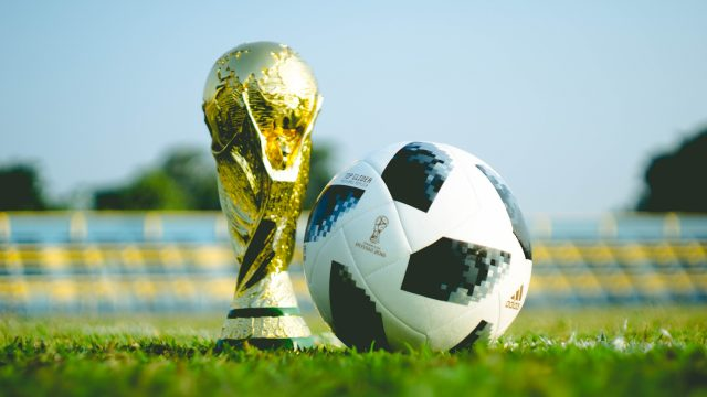 Coupe du Monde au bureau
