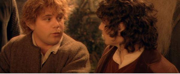 Frodon et Sam