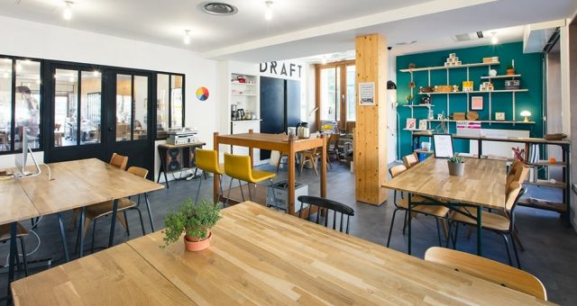 Atelier coworking