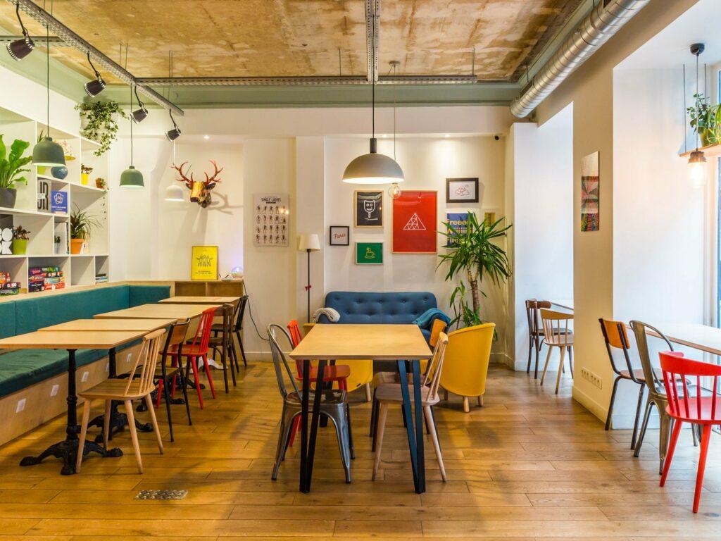 L'Anticafé - 1er arrondissement à Paris