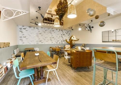 Le Nuage Café