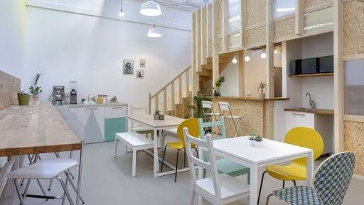 Greenspace : 11e arrondissement
