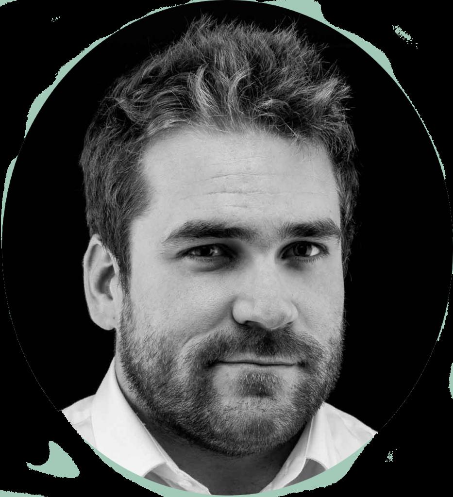 Brieuc Oger, CEO de Hub-Grade et Focus