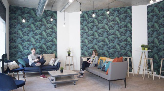 L'espace de colocation d'entreprises Focus