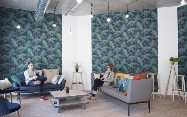 """L'espace de colocation d'entreprises Focus """"L'Eldorado"""" à Lyon"""
