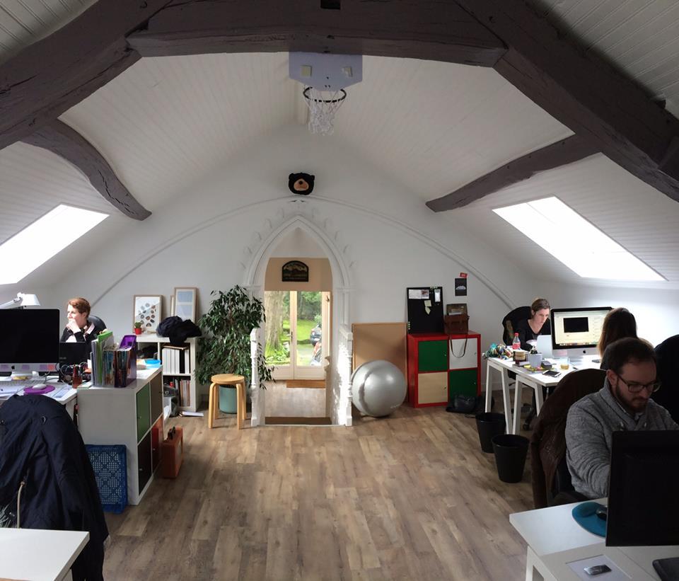 La Chapelle Coworking