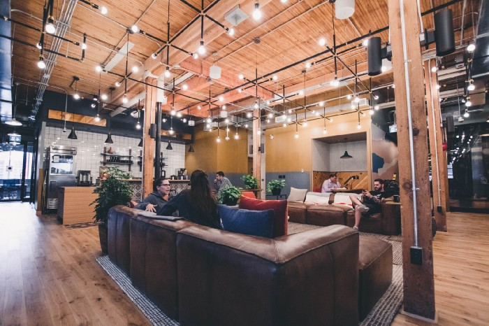 optimisation de l'espace immobilier et une nouvelle organisation du travail