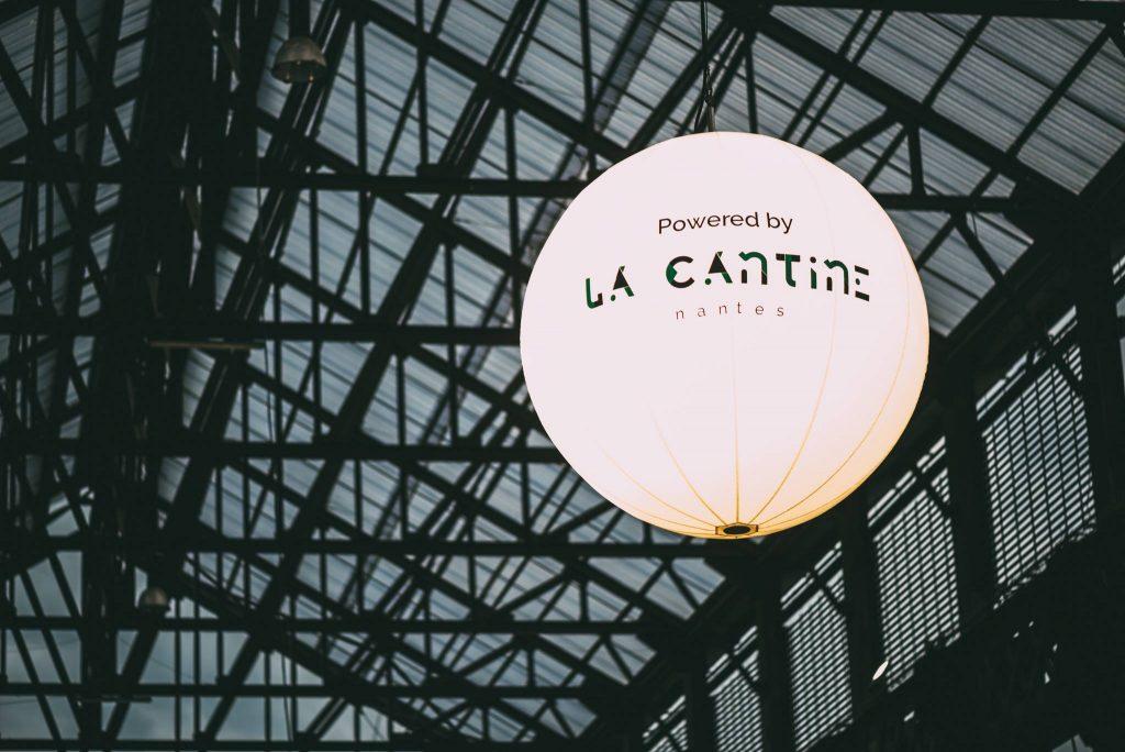 La Cantine, coworking à Nantes
