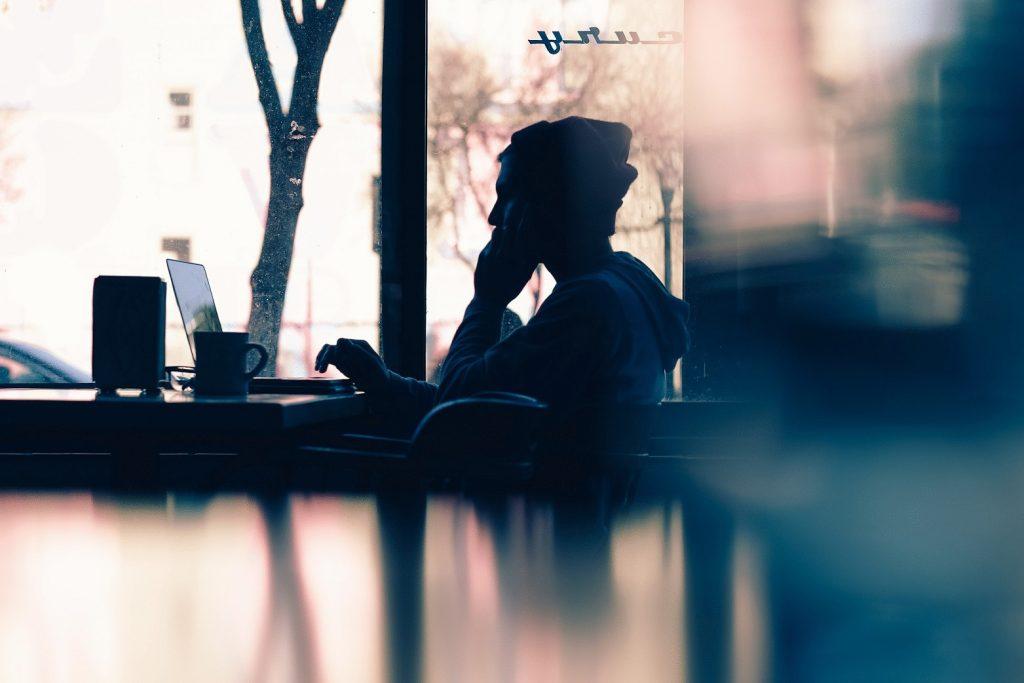 Coworking - café