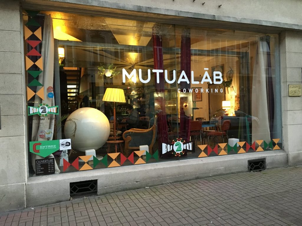 Mutualab Coworking à Lille
