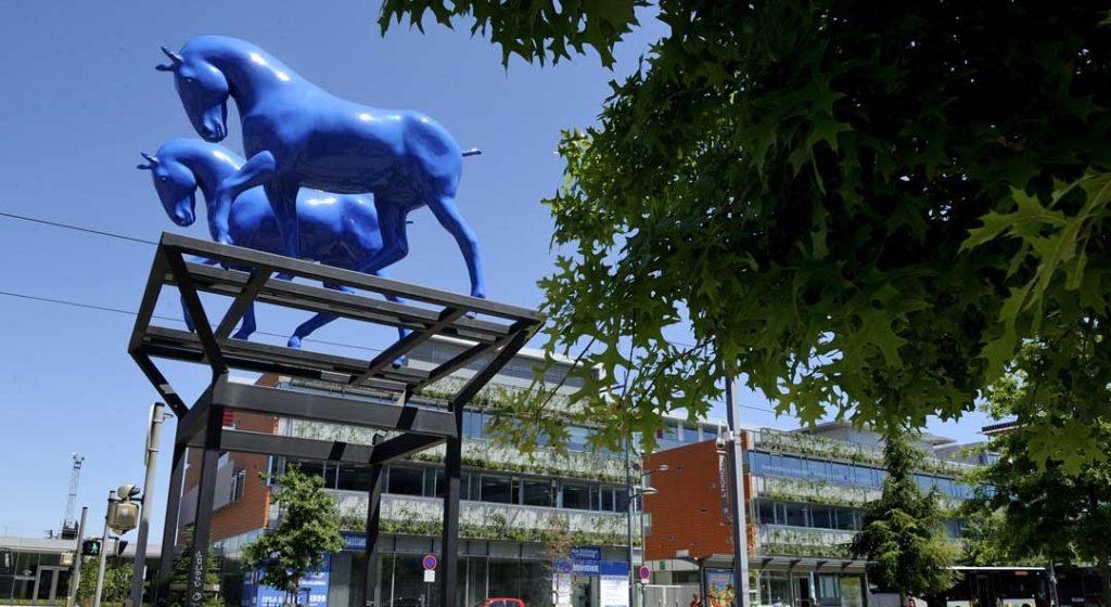 St Etienne : Design en ville