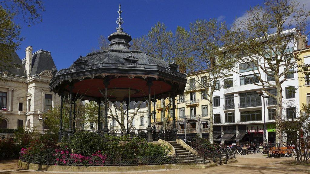 Centre-ville de Saint-Étienne