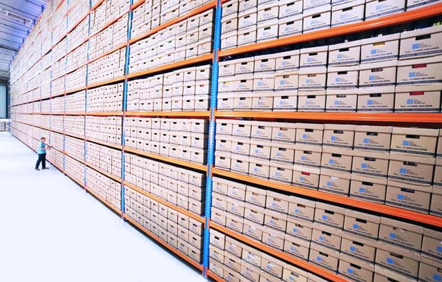 Archives - Organisation