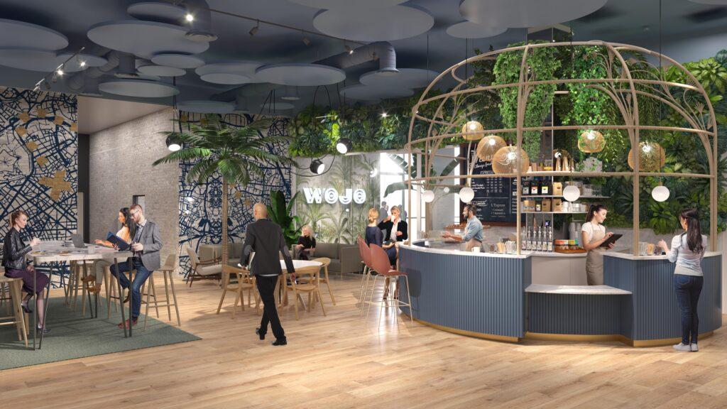 Wojo Lille - Ouverture prévue en février 2021