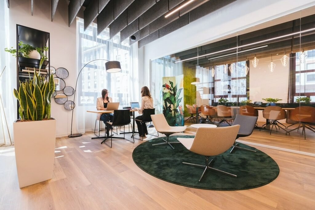 Immobilier d'entreprise flexible (c) Copernico - Unsplash