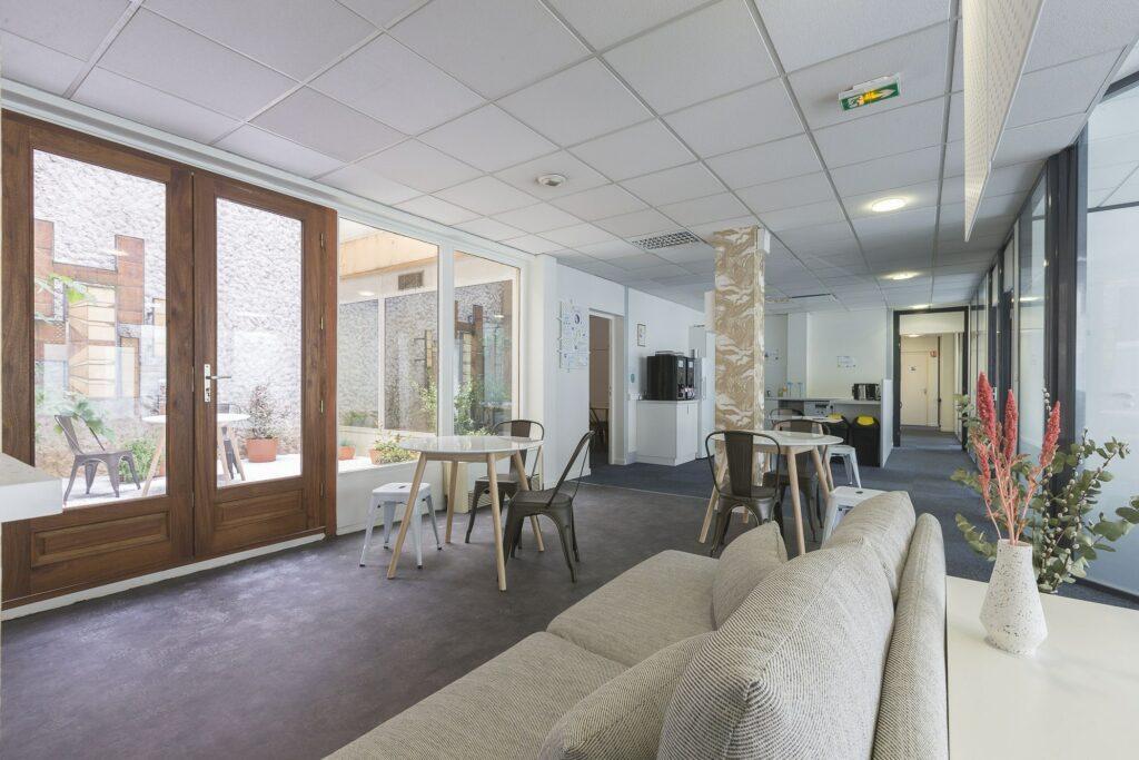 Coworking à Lyon Part-Dieu : l'espace Focus 'Le Mercure'