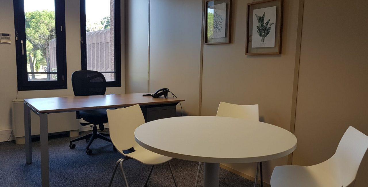 Bureau 13 - 1poste+table.-