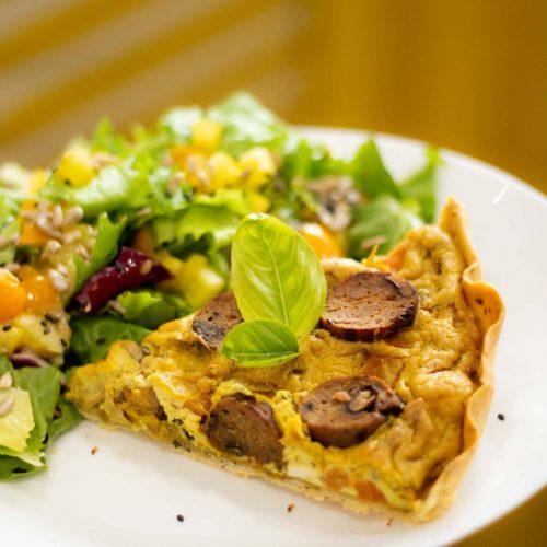 Exemple de plat - Canafé